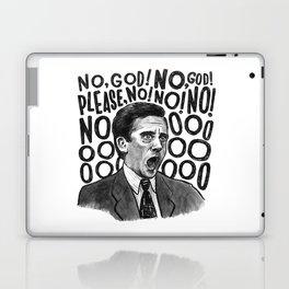 Michael | Office Laptop & iPad Skin