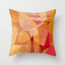 Another Geometry 10 Throw Pillow