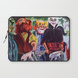 The Beat Goes On Laptop Sleeve
