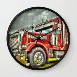 Freightliner Wall Clock