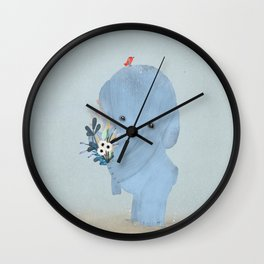 a little love Wall Clock