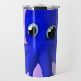 Octobaby Purple Travel Mug