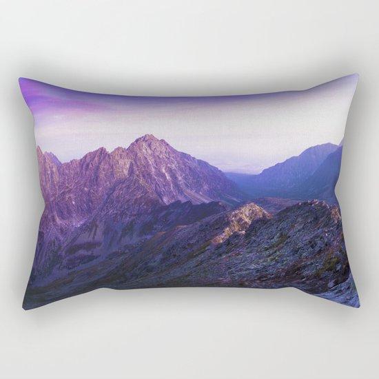 Where Wizards Wander Rectangular Pillow