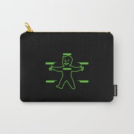 Vault Boy Health Screen Carry-All Pouch