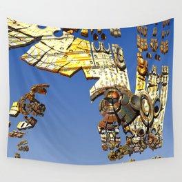 Veneer Wall Tapestry
