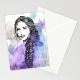 Lizzie II Stationery Cards