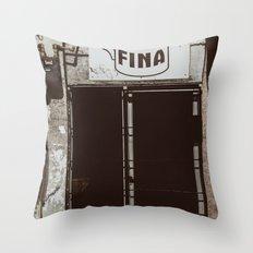 Café Fino Throw Pillow