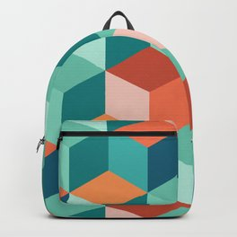 Abstract Geometric Pattern 03 Backpack