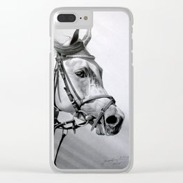 ARABIAN BEAUTY Clear iPhone Case