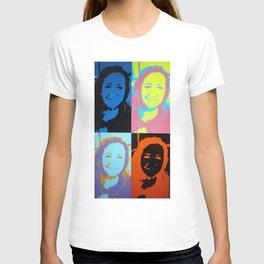 Pop Self Portrait T-shirt