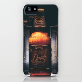 Founders Brewery iPhone Case