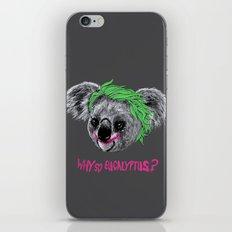 The Koaler iPhone & iPod Skin