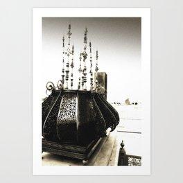 Travel: Morocco Spire Art Print