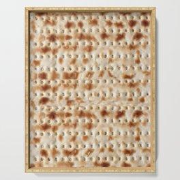 Passover the Matza Serving Tray