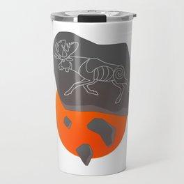 Pictavia Moose Travel Mug
