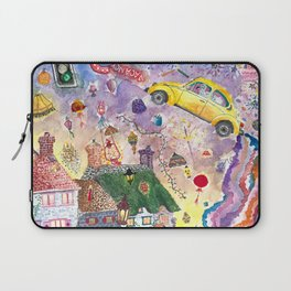A Dodo's Dream Laptop Sleeve