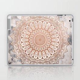 ROSE NIGHT MANDALA Laptop & iPad Skin