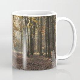 Towards the Sunlight Coffee Mug