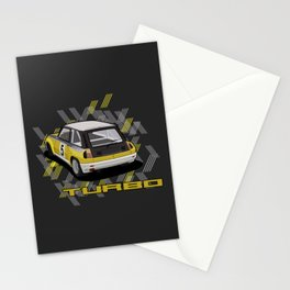 R5 Turbo Stationery Cards