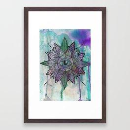 Inner Eye Framed Art Print