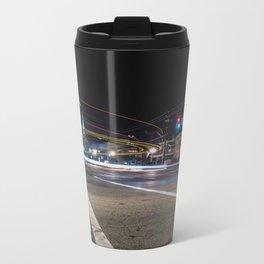 Downtown Delaware Metal Travel Mug