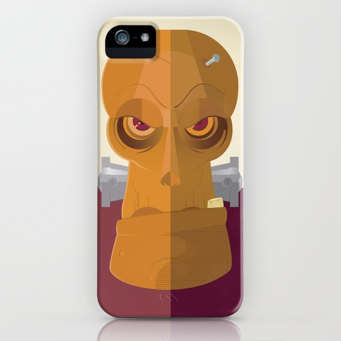 Portrait Series iPhone Case