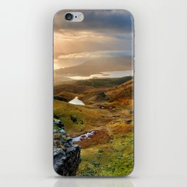 Scotland Scenic Rolling Hills Landscape iPhone Skin