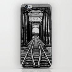 Railroad Bridge  iPhone & iPod Skin