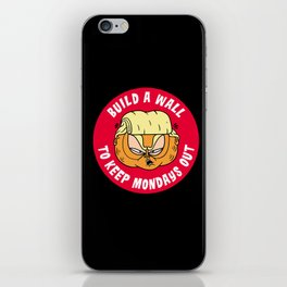 Build A Wall iPhone Skin