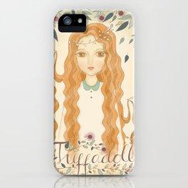 Queen Jodha iPhone Case