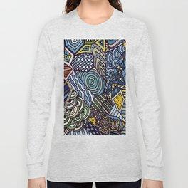 Midnight Wanderlust Zoom 1 Long Sleeve T-shirt
