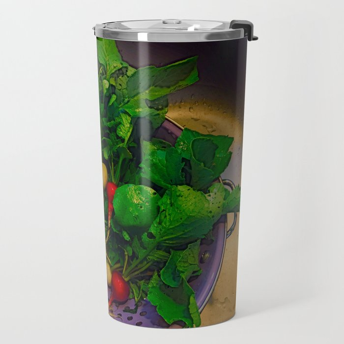 Radishes! Travel Mug