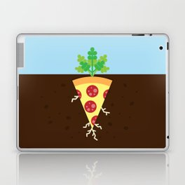 Pizza is a Vegetable Laptop & iPad Skin