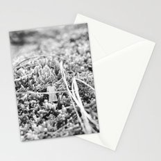 The Tiny Watcher Stationery Cards
