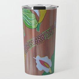 """Arum"" by ICA PAVON Travel Mug"