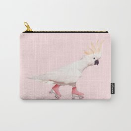 ROLLERSKATING COCKATOO Carry-All Pouch