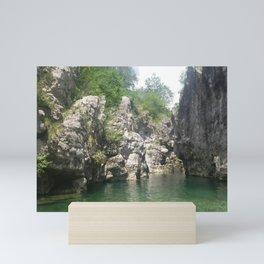 Lake Mini Art Print