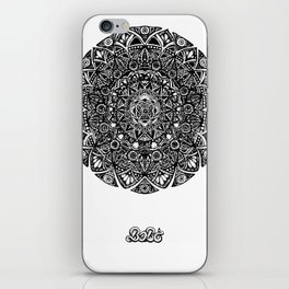 Mandala 2 iPhone Skin