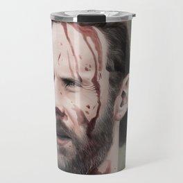 Rick Grimes Travel Mug