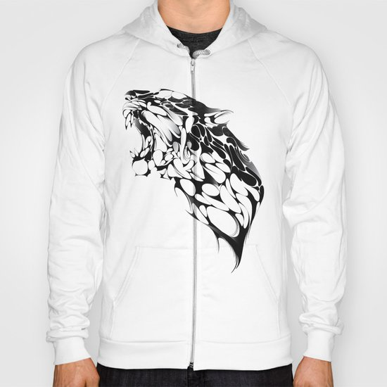 Tiger Growl Hoody