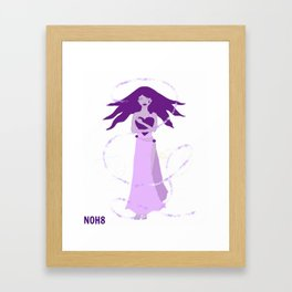 Spirit of Love Framed Art Print