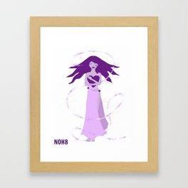 Spirit of Love Framed Art Print