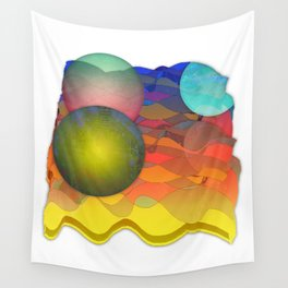 Sea Symphony Opus 101 Wall Tapestry