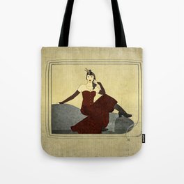 Steampunk Chic Tote Bag