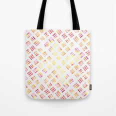 Day 004: Margot's Daily Pattern Tote Bag