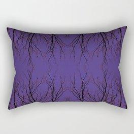 Fledermaus Man Rectangular Pillow