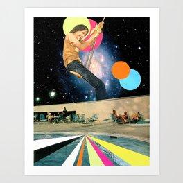 Star Power Art Print
