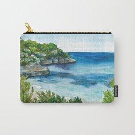 Menorca blue lagoon Carry-All Pouch