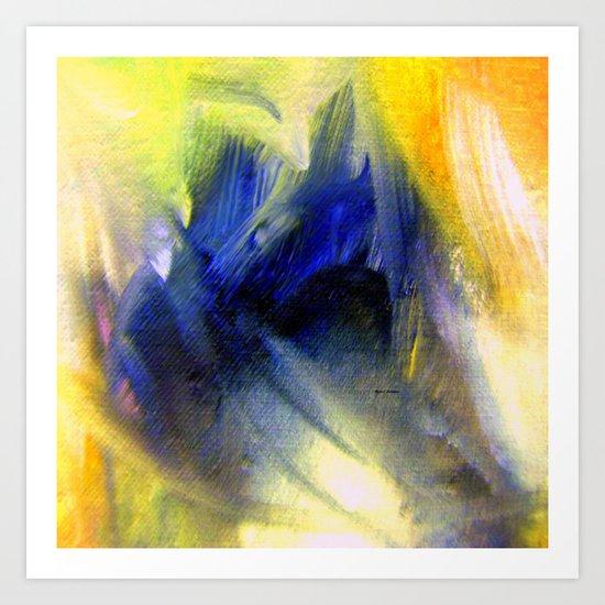 Abstract 9649 Art Print by Rafael Salazar   Society6 - photo #25