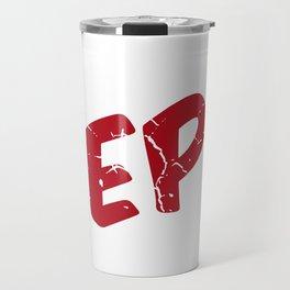 Wepa! Travel Mug